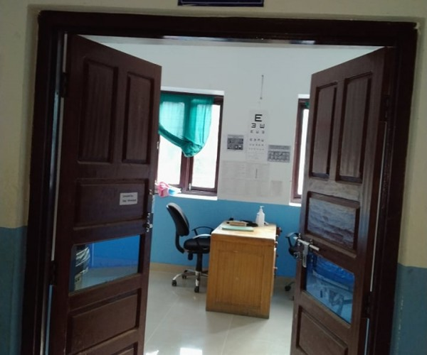 Renovated OPD Room