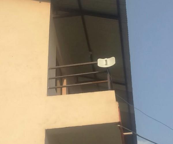 Internet Installation and Solar Backup at DCWC Community Hospital