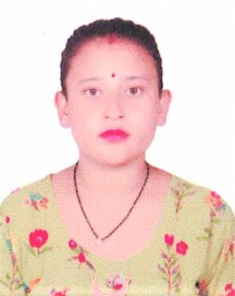 Santoshi Gautam Thapa Magar